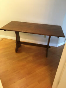 Table-Solid Oak