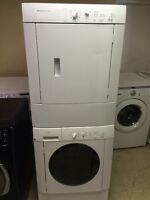 Laveuse Secheuse Frontale FRIGIDAIRE Frontload Washer Dryer