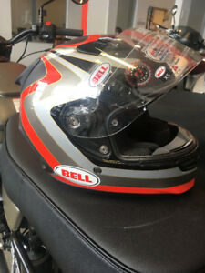 CASQUE BELL STAR CARBONE