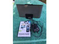 Gear4 StreetParty III iPod/iPhone dock/portable speaker system