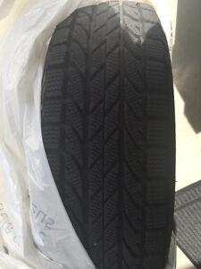 4 BF Goodrich Winter Slalom tires
