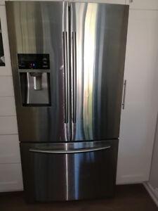 """36"""" Samsung french door fridge"""