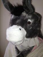 Donkey Winter Animal Hat