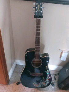 Takamine electroacoustic