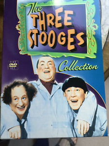 Three Stooges DVD Collection