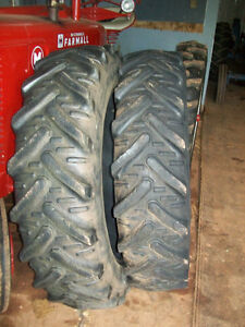 13.6/38 Radial Tractor Tires