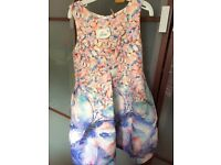 Next Floral dress (3 years old)