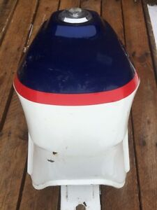 1986 Honda VF500 Gas Tank