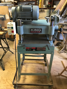 Radial Arm Saw, Industrial Planer, Shop Smith