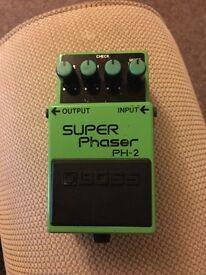 BOSS Super Phaser