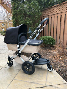 Bugaboo Cameleon stroller and bassinet