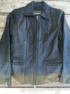 Ladies Leather Colombia Jackets