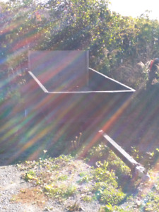 4x8 utility trailer for sale $200
