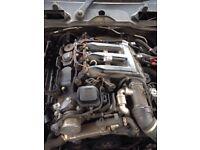 2006 BMW 320 diesel E 90 engine n45