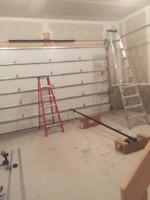 Garage door opener installation and garage door repair