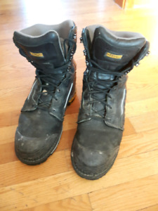 Work boots - size 10