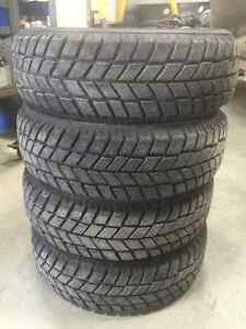 14in Hankook I-Pike RC01 Winter Tires For Sale 185/65R14 86T Peterborough Peterborough Area image 1