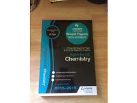 Higher chemistry past papers
