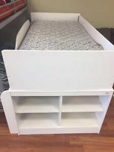 Youth loft bed with upgraded mattress - 51171105/51193971