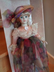 Poupée de collection Vanessa édition spéciale Betsy 1995
