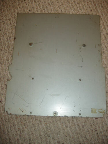 SEEBURG SC1 Consolette Wallbox Mounting Plate RARE