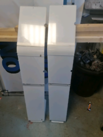 Freestanding a4 leaflet displays stand