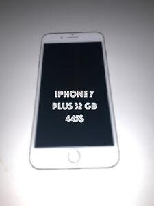 Iphone 7 plus 32GB Blanc.