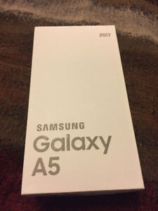 Brand New In Box Samsung Galaxy A5 32gb Fido (Sealed)