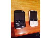 2 blackberry 9720