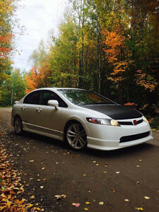 2008 Honda Civic si tissu Berline