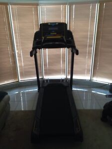 Livestrong Treadmill (Gym size and quality)