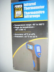 Infrared Thermometer for sale New in the box