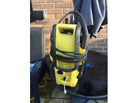 Faulty Karcher pressure washer