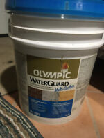 Olympic water proof sealer