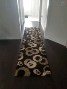BRAND NEW SHAG RUNNER