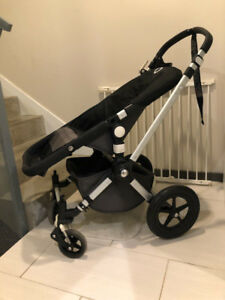 Bugaboo Chameleon Infant Stroller with many accessories