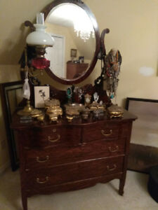 Antique Dresser (dresser only).