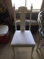 Wood chair** if ad is up its still for sale**