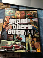 GRAND THEFT AUTO SAN ANDREAS & 4 GUIDEBOOKS $10 EACH 2 FOR $15
