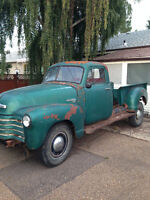 1953 Project Truck, Great Patina