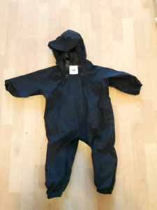 18-24m rain suit