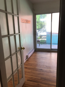 Newly renovated 4.5 apartment in Ville Emard, close to Metro