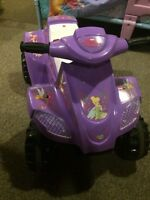 Tinker bell Electric Four Wheeler