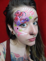 Face Painting Services by Painted Parrot
