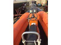 5.5 metre Humber RIB £3700