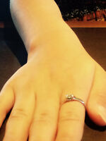 Engagement ring lost