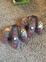 2 Nintendo 64 Controllers for sale