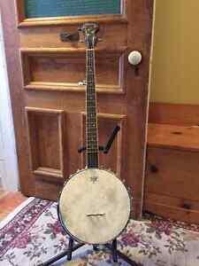 Alabama open back banjo