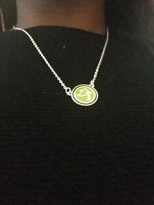 Zumba necklace accessoires