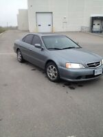 2000 Acura TL certified and emission